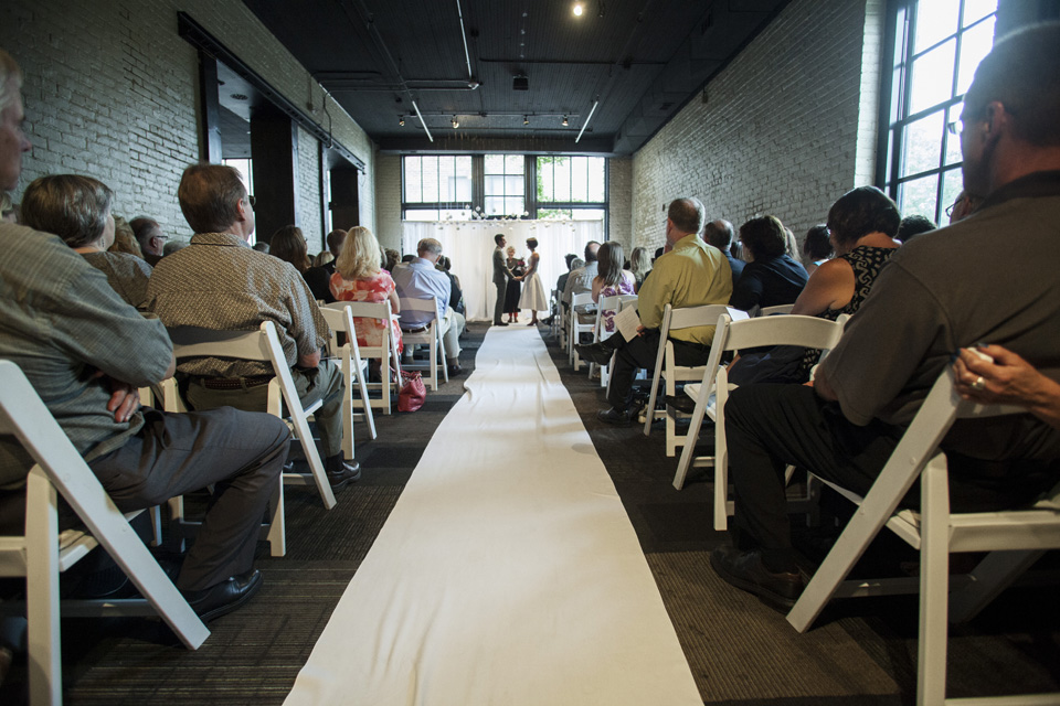 1316 Jones Street - Omaha Wedding Venue