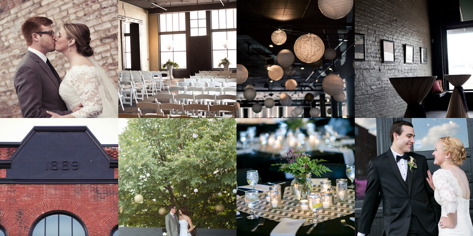 1316 Jones Street - Old Market Wedding Venues